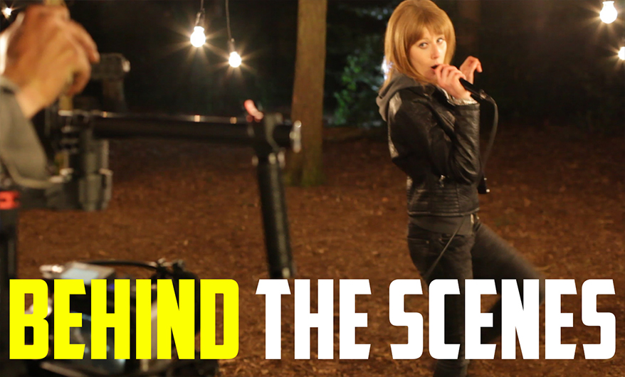 Chasing Infinity – Inaction (Behind the scenes)