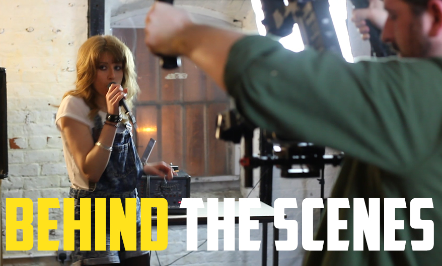 Chasing Infinity – 4:37 (Behind the Scenes)