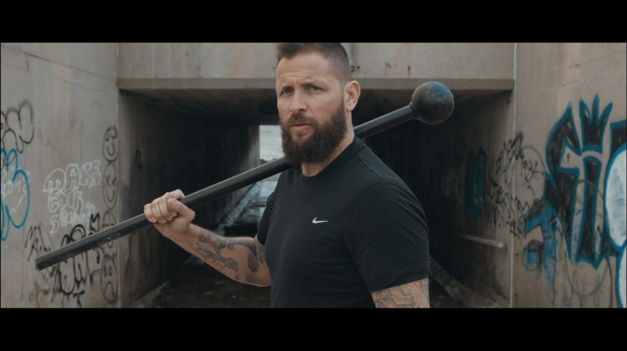 Mace Training – Jason Elliott